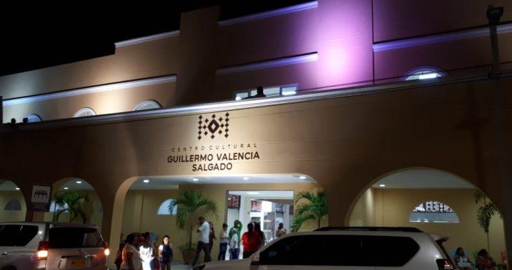REVISTA ARCADIA HACE RECONOCIMIENTO AL CENTRO CULTURAL GUILLERMO VALENCIA SALGADO.