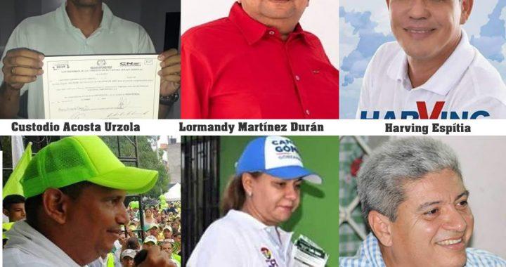 En Córdoba habrá posesión de alcaldes antes del inicio de su período constitucional.
