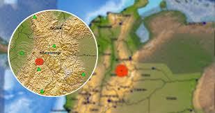 Temblor de 6,3 en la escala de Richter sacude al centro del país.