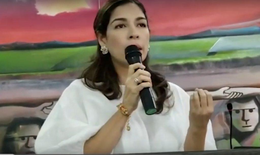 María Cecilia Frasser- Contralora