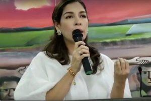 MARIA CECILIA FRASSER, NUEVA CONTRALORA MUNICIPAL.
