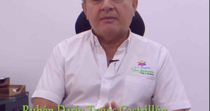 INTERVENTOR DE HOSPITAL SAN JERÓNIMO CON CORONAVIRUS?