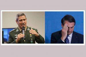 EN BRASIL RELEGADO BOLSONERO, MILITARES IMPONEN PRESIDENTE OPERATIVO.