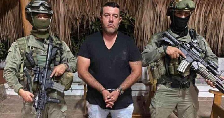 En parcela de Director regional del Sena en Córdoba capturan a cabecilla del 'Clan del Golfo'.