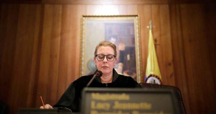 INADMITEN DEMANDA CONTRA ELECCIÓN DEL FISCAL BARBOSA.