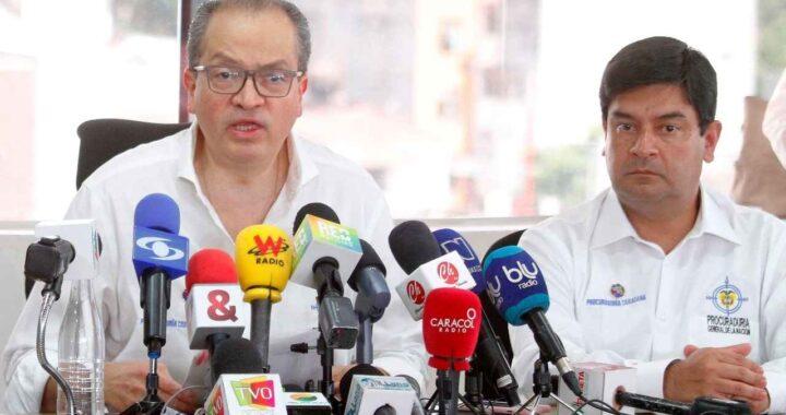 PROCURADURÍA ABRE INVESTIGACIÓN CONTRA ALCALDE DE CHINÚ -CÓRDOBA-