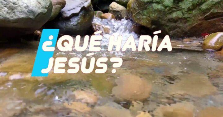 QUÉ HARÍA JESÚS?