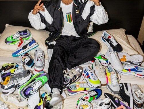 De Nike a Puma, Neymar cambia de marca y de logo