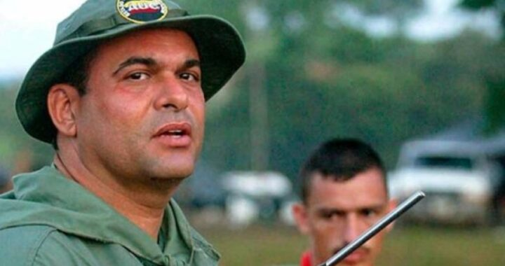 Asesinato del líder indígena Embera Kimy Pernía la ordenó el Estado: Mancuso