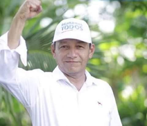 Alcalde de Cotorra, Guillermo Llorente Petro